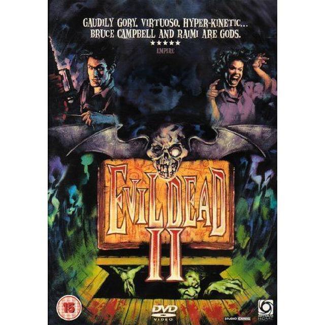 Evil Dead II [DVD]